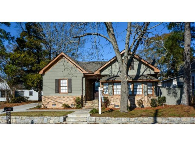 1011 Peek Street NW, Conyers, GA 30012 (MLS #5941669) :: Carrington Real Estate Services