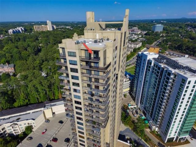 3481 Lakeside Drive NE P-Ts5, Atlanta, GA 30326 (MLS #5941759) :: Charlie Ballard Real Estate