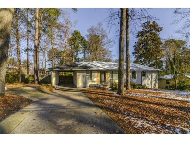 2790 Eastwood Drive, Decatur, GA 30032 (MLS #5941761) :: The Zac Team @ RE/MAX Metro Atlanta