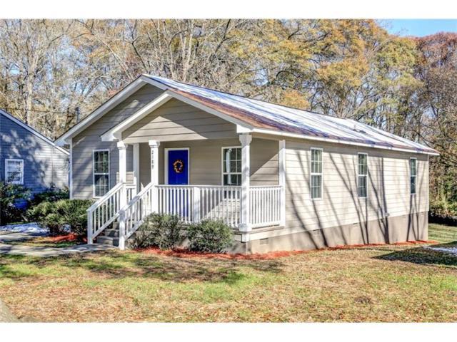 2189 Forrest Place NW, Atlanta, GA 30318 (MLS #5941783) :: Charlie Ballard Real Estate
