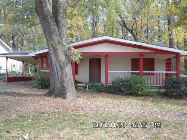 1077 Wedgewood Drive NW, Atlanta, GA 30318 (MLS #5941838) :: Charlie Ballard Real Estate