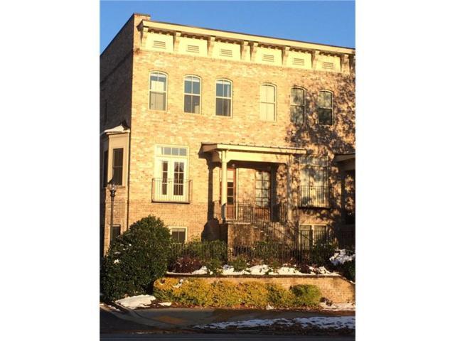 610 Ansley Circle NE, Atlanta, GA 30324 (MLS #5941843) :: Charlie Ballard Real Estate