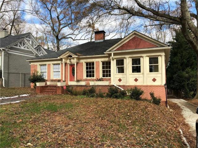1336 Emory Road, Atlanta, GA 30306 (MLS #5941844) :: The Zac Team @ RE/MAX Metro Atlanta