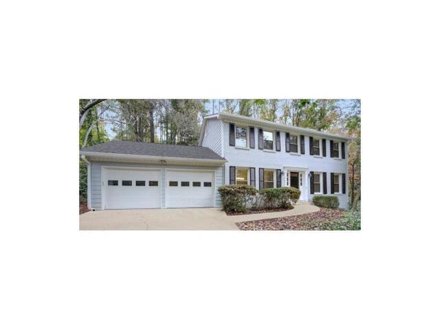 4707 Big Oak Bend, Marietta, GA 30062 (MLS #5941951) :: Charlie Ballard Real Estate