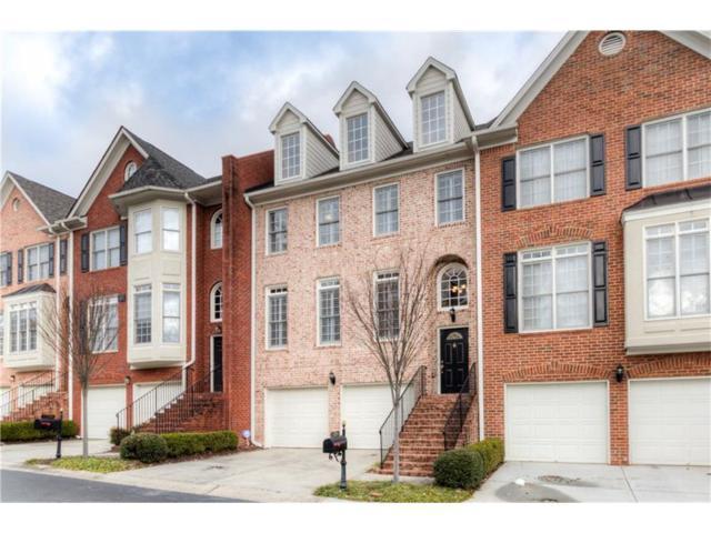 1304 Dunwoody Cove, Dunwoody, GA 30338 (MLS #5941980) :: North Atlanta Home Team