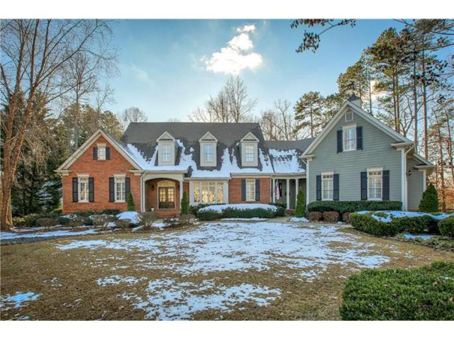 570 Laurel Oaks Lane, Alpharetta, GA 30004 (MLS #5942014) :: North Atlanta Home Team