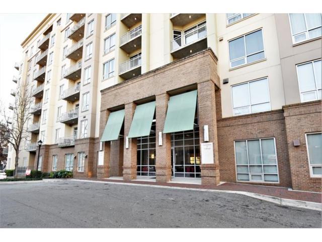 711 Cosmopolitan Drive #325, Atlanta, GA 30324 (MLS #5942022) :: Charlie Ballard Real Estate