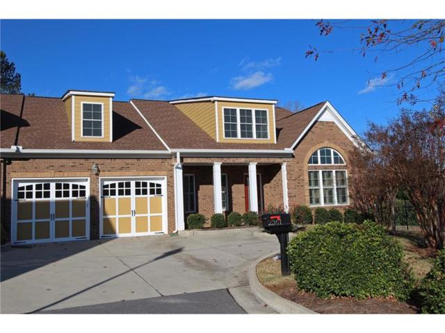 2361 Sandy Oaks Drive #2361, Marietta, GA 30066 (MLS #5942028) :: North Atlanta Home Team