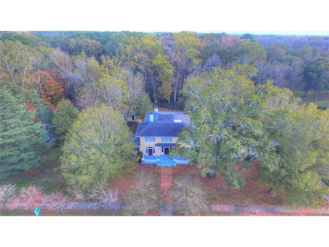 826 S Main Street, Madison, GA 30650 (MLS #5942031) :: The Holly Purcell Group
