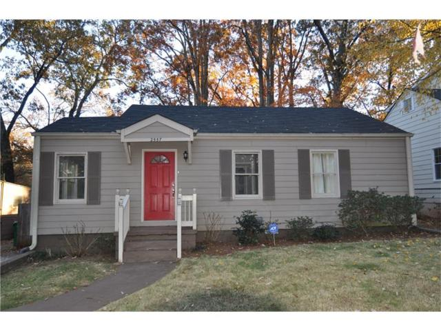 2557 Eastwood Drive, Decatur, GA 30032 (MLS #5942073) :: Rock River Realty