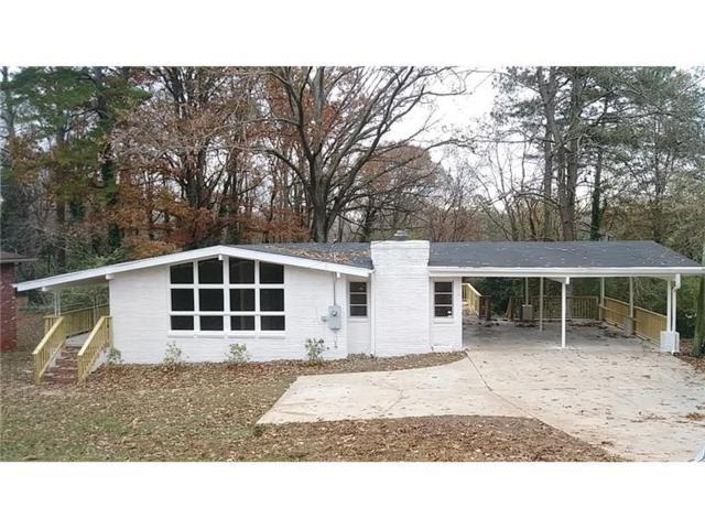 535 N Hairston Road, Stone Mountain, GA 30083 (MLS #5942089) :: Rock River Realty