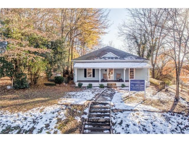 351 W Main Street, Canton, GA 30114 (MLS #5942124) :: Path & Post Real Estate