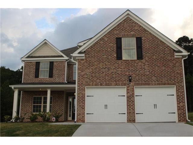 124 Lookout Drive, Dallas, GA 30132 (MLS #5942205) :: RCM Brokers