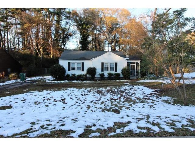 1165 Love Street SE, Smyrna, GA 30080 (MLS #5942256) :: North Atlanta Home Team