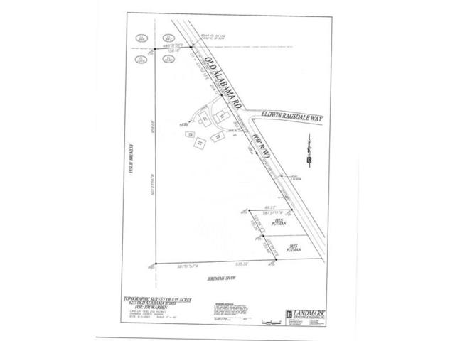 6233 Old Alabama Road, Acworth, GA 30102 (MLS #5942268) :: Path & Post Real Estate