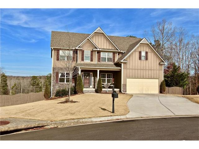 117 Long Leaf Way, Canton, GA 30114 (MLS #5942345) :: Path & Post Real Estate