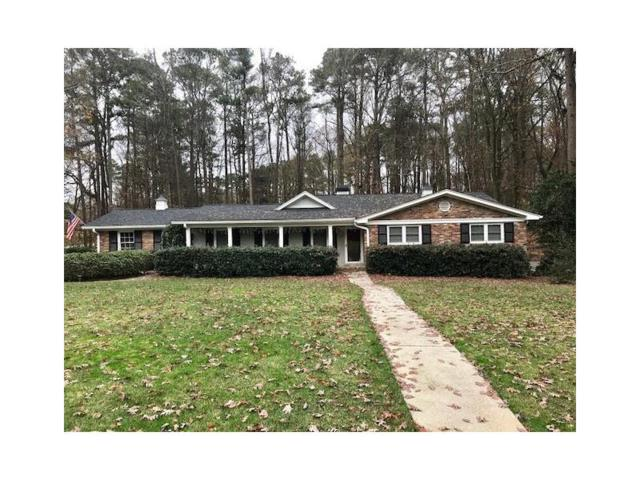 1957 Silvastone Drive, Decatur, GA 30033 (MLS #5942452) :: The Hinsons - Mike Hinson & Harriet Hinson
