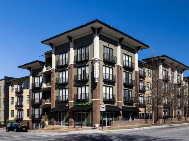 5300 Peachtree Road #1204, Chamblee, GA 30341 (MLS #5942460) :: North Atlanta Home Team