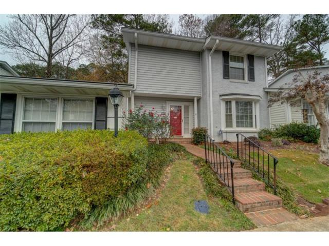 1442 Hampton Glen Court #1442, Decatur, GA 30033 (MLS #5942496) :: The Zac Team @ RE/MAX Metro Atlanta