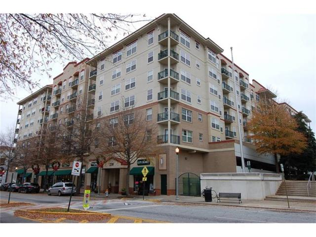 230 E Ponce De Leon Avenue #303, Decatur, GA 30030 (MLS #5942514) :: The Zac Team @ RE/MAX Metro Atlanta