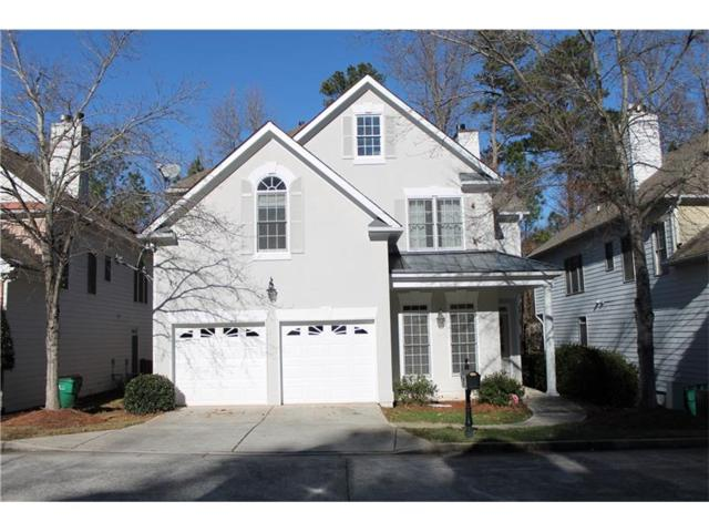 996 Pitts Road H, Sandy Springs, GA 30350 (MLS #5942539) :: The Hinsons - Mike Hinson & Harriet Hinson