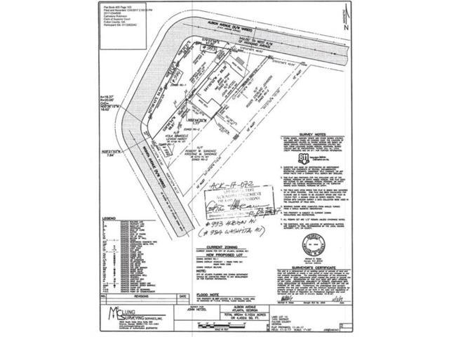 993 Albion Avenue, Atlanta, GA 30307 (MLS #5942672) :: The Hinsons - Mike Hinson & Harriet Hinson