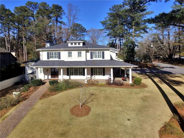 2662 Weigelia Road NE, Atlanta, GA 30345 (MLS #5942732) :: Carrington Real Estate Services