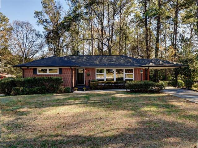 2314 Bryant Drive, Atlanta, GA 30344 (MLS #5942755) :: The Russell Group