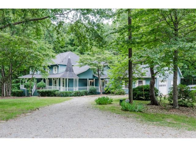 219 Town Creek Drive, Canton, GA 30115 (MLS #5942853) :: North Atlanta Home Team