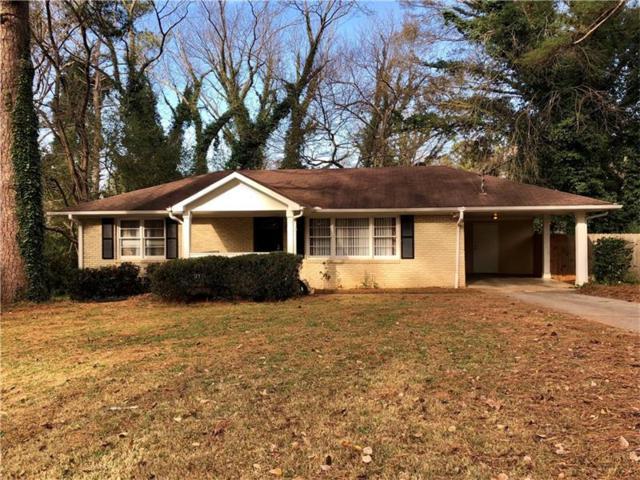 3592 Barrington Place, Decatur, GA 30032 (MLS #5942879) :: North Atlanta Home Team