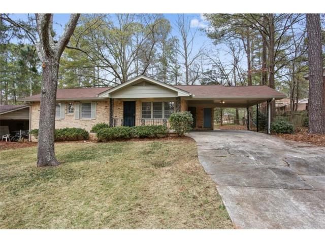 2612 Laurice Court, Decatur, GA 30034 (MLS #5942893) :: The Hinsons - Mike Hinson & Harriet Hinson