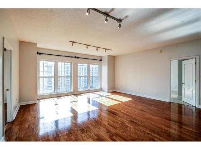 195 14th Street NE #1508, Atlanta, GA 30309 (MLS #5942946) :: RCM Brokers