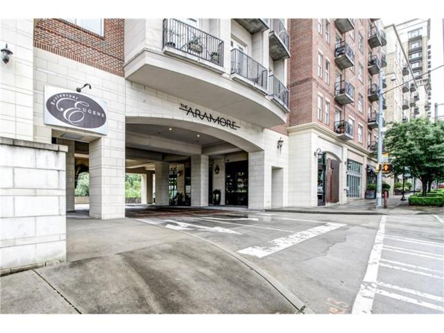 2277 Peachtree Road NE #502, Atlanta, GA 30309 (MLS #5942948) :: North Atlanta Home Team