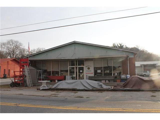 613 N Wall Street, Calhoun, GA 30701 (MLS #5943022) :: North Atlanta Home Team