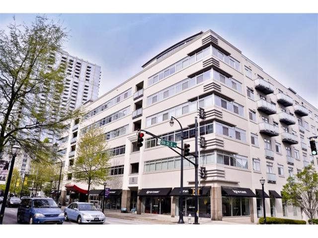 805 Peachtree Street NE #222, Atlanta, GA 30308 (MLS #5943054) :: North Atlanta Home Team