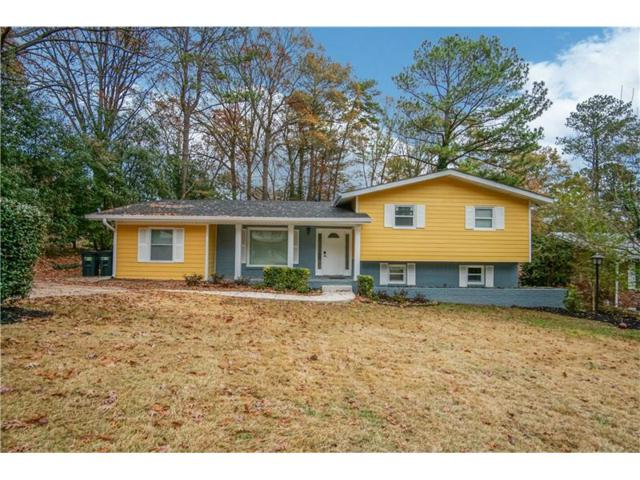 2640 Casher Drive, Decatur, GA 30034 (MLS #5943093) :: The Hinsons - Mike Hinson & Harriet Hinson