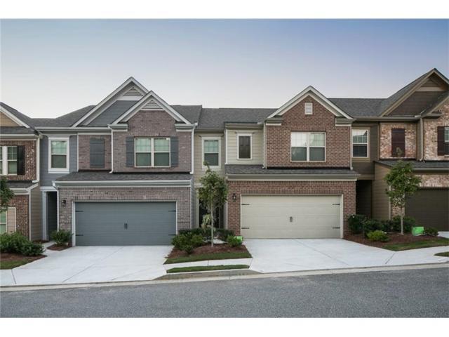 2638 Village Park Bend #136, Duluth, GA 30096 (MLS #5943128) :: Carrington Real Estate Services