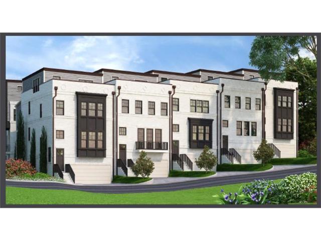 1822 Huntington Hills Lane NW, Atlanta, GA 30309 (MLS #5943131) :: The Holly Purcell Group