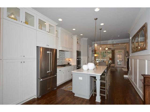 1824 Huntington Hills Lane NW, Atlanta, GA 30309 (MLS #5943134) :: The Holly Purcell Group