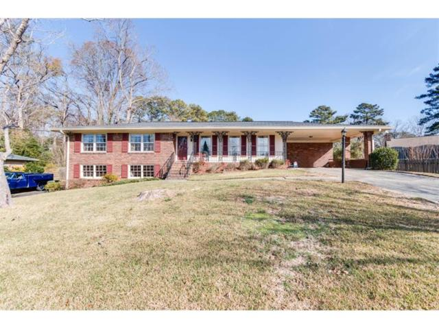 4289 Lake Laurel Drive SE, Smyrna, GA 30082 (MLS #5943147) :: Carrington Real Estate Services