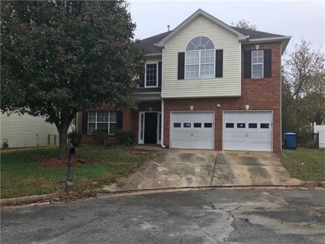 981 Ashton Oaks Circle, Stone Mountain, GA 30083 (MLS #5943163) :: Dillard and Company Realty Group