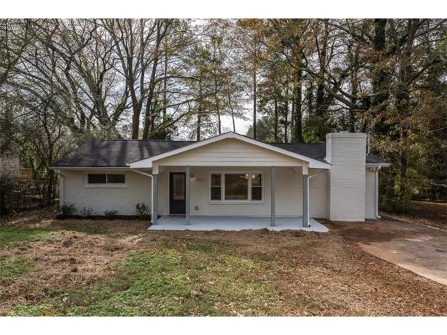 3431 Pinehill Drive, Decatur, GA 30032 (MLS #5943190) :: The Hinsons - Mike Hinson & Harriet Hinson