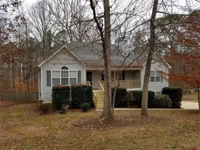 210 Spring Ridge Drive, Dallas, GA 30157 (MLS #5943218) :: The Cowan Connection Team