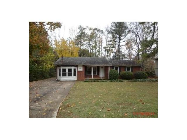 2599 Mcglynn Drive, Decatur, GA 30034 (MLS #5943236) :: The Hinsons - Mike Hinson & Harriet Hinson