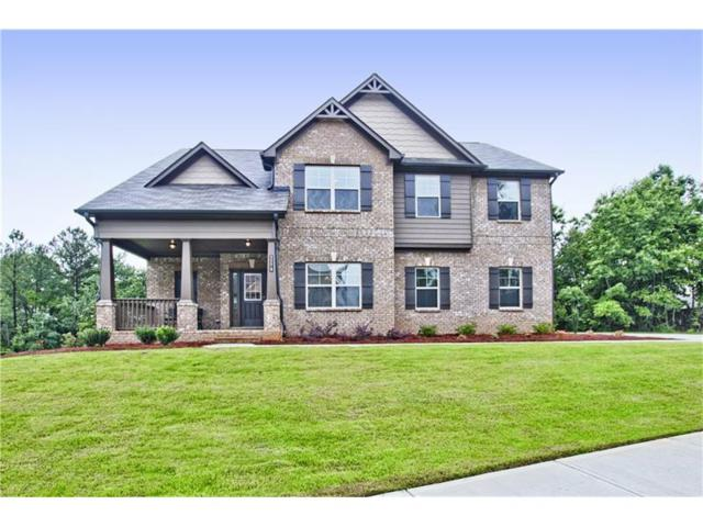3279 Mulberry Cove Way #1, Auburn, GA 30011 (MLS #5943336) :: The Cowan Connection Team