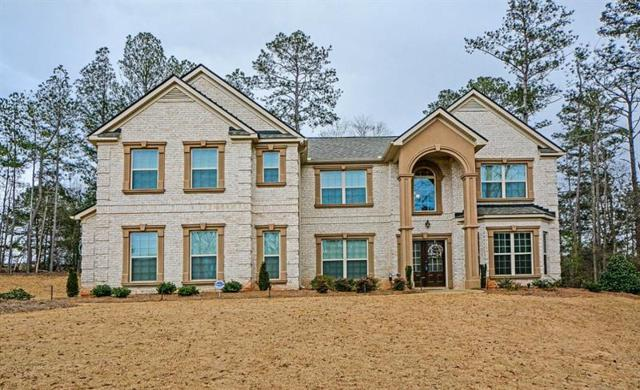 244 Fannin Lane, Mcdonough, GA 30252 (MLS #5943350) :: Carr Real Estate Experts