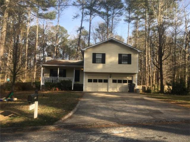 207 Omega Drive, Lawrenceville, GA 30044 (MLS #5943353) :: The Cowan Connection Team
