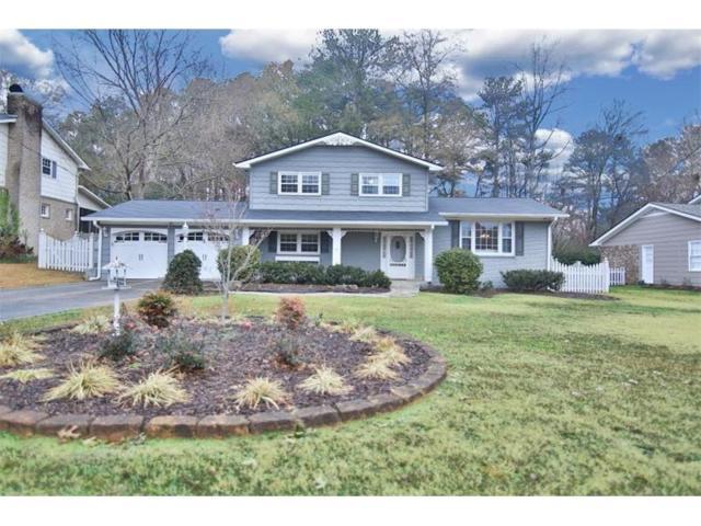 628 Hillandale Circle SW, Marietta, GA 30064 (MLS #5943508) :: North Atlanta Home Team