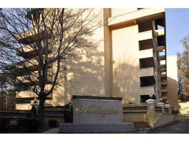 1962 Spectrum Circle #510, Marietta, GA 30067 (MLS #5943616) :: RE/MAX Paramount Properties