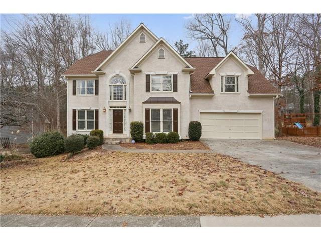 3783 Upland Drive, Marietta, GA 30066 (MLS #5943690) :: Path & Post Real Estate